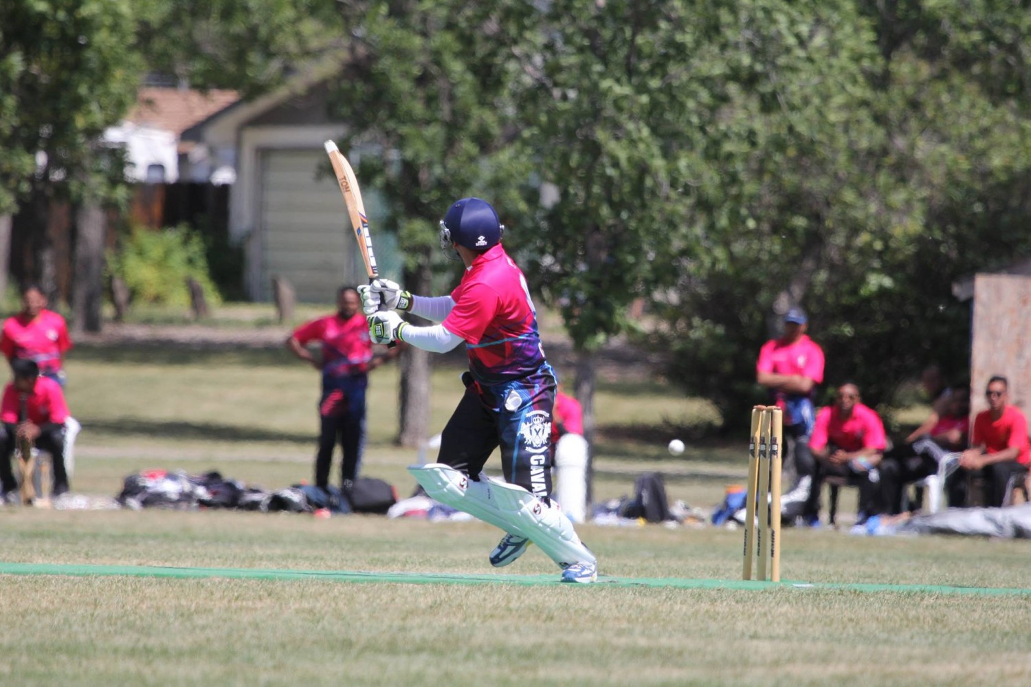 2017 Sask Cricket Schedule (Final Version) just dropped last night.