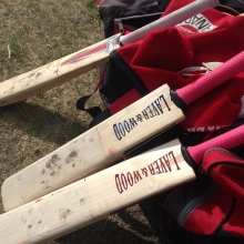 The three amigos. @laverbats #cricketbats #cricketbat #cricket #reginacricket