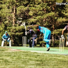 #inaction #cricket #teamrsk #scaleague #Reginasuperkings #t20 #reginacricket
