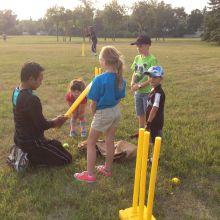 SaskTel Junior Cricket Acadamy 2015