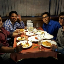 Cavaliers Spring Fundraiser Dinner at Spices of Punjab Restaurant in Regina, May 28th, 2016