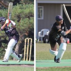 Two Junior Cavs selected for Saskatchewan U/19 Cricket Squad