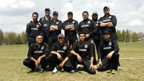 Cavaliers kick-off ODP cricket season with big win!