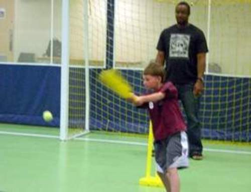 Cavaliers do Cricket development in the City of Yorkton