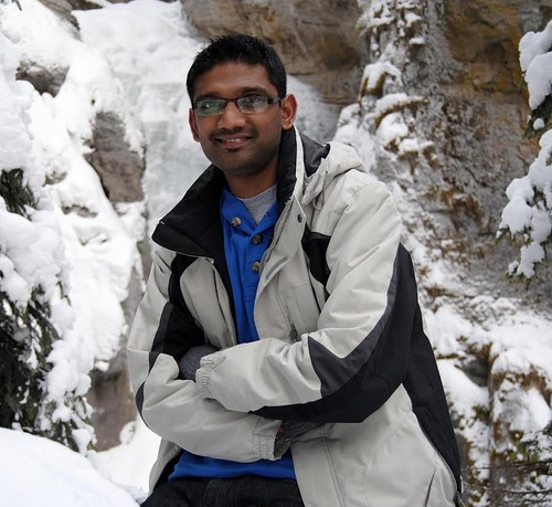 Know Your Team-mate No. 1 - Santhosh Kumar