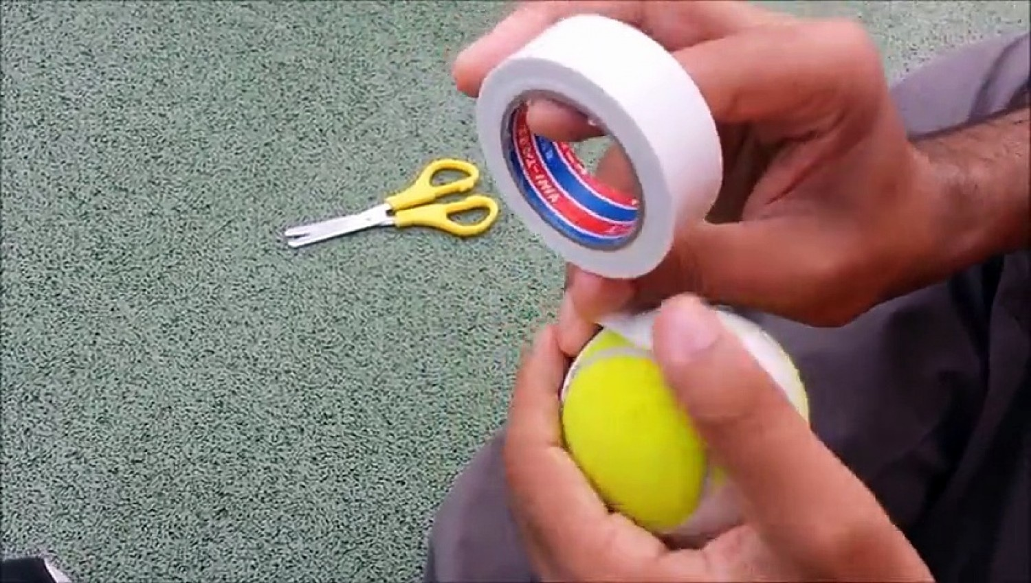Official SCA Tape Ball Tournament
