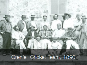 Saskatchewan Cricket History - Image 1