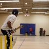 Winter Indoor Cricket Practice