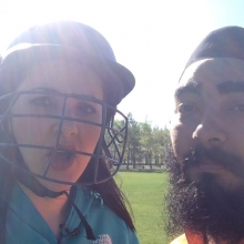 Why is cricket so much fun? #ReginaCricket @ctvreginalive  Manjeet will tell you..