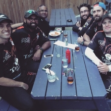 Another win for the boys = another reason to have celebratory drinks at @vicstavern #vicstavern #reginacricket #cricket #yqr