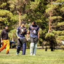 End of the inning #reginacricket #teamrsk #Reginasuperkings #scaleague #t20 #cricket