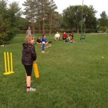 SaskTel Junior Cricket Academy - 2015