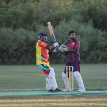 Cavaliers Fire vs. United - T20 - At Grassick Park