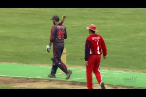 2016 SaskTel Sask T20 Cricket Final - Full Match