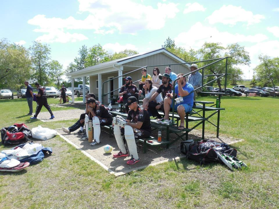 Cricket Club In Regina
