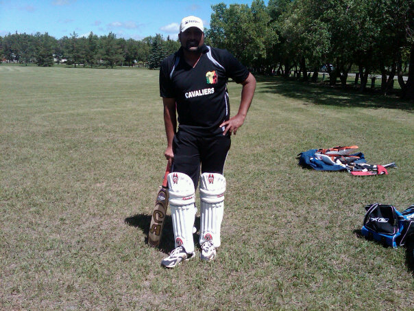 Cricket Club Regina